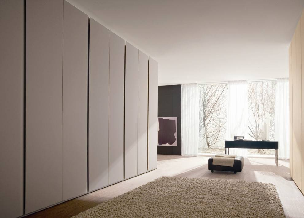 Flap Contemporary Wardrobe Wardrobes Fitted London