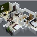 Flat House Plans Magdum Anantpuram Township