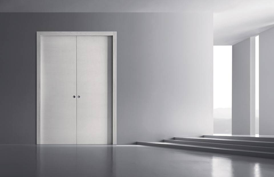 Flat Internal Door Collection Silvelox