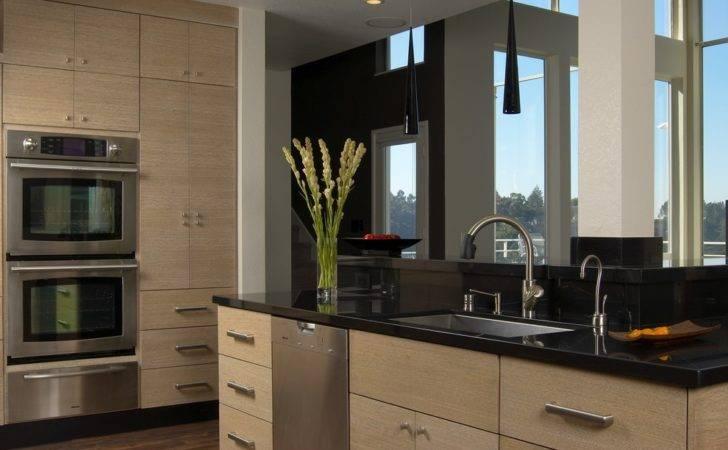 Flat Panel Cabinet Doors Kitchen Modern Piece