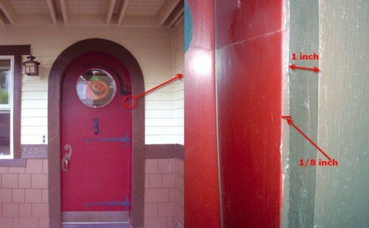 Flexible Door Stop Curves