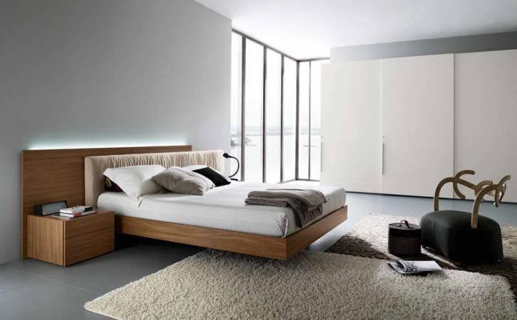Floating Bed Beds Platform