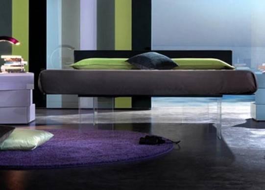 Floating Bed Design Lago Interior Furniture Pinterest