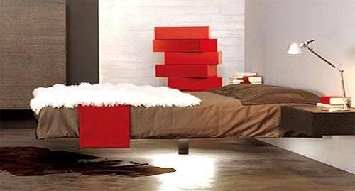 Floating Bed Home Decor Pinterest Bedrooms