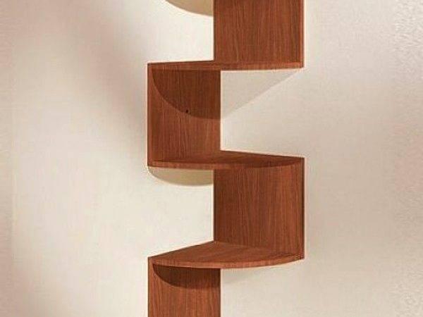 Floating Corner Shelf Ikea Great Shelves Ideas