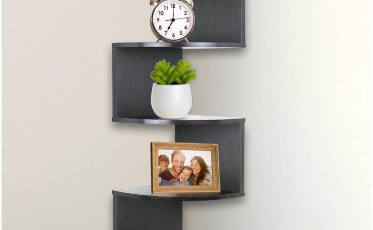 Floating Corner Shelf Ikea