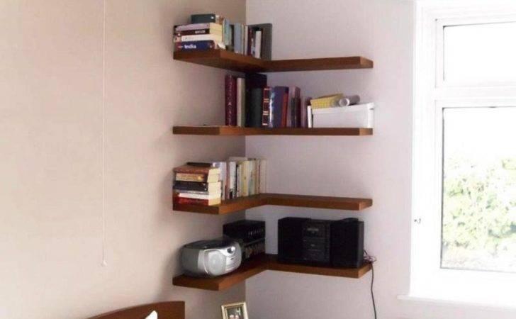 Floating Corner Shelves Ikea Garden Cabinets Diy Projects Storage