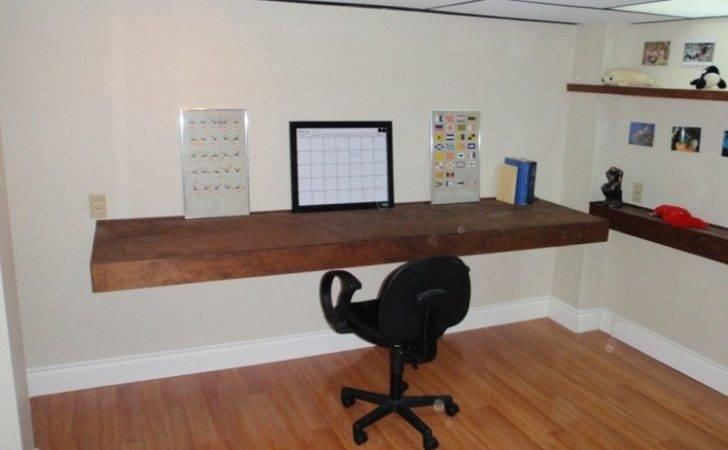 Floating Desk New Decor Ideas