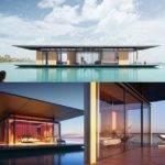 Floating House Designed Singapore Based Architect Dymitr Malcew