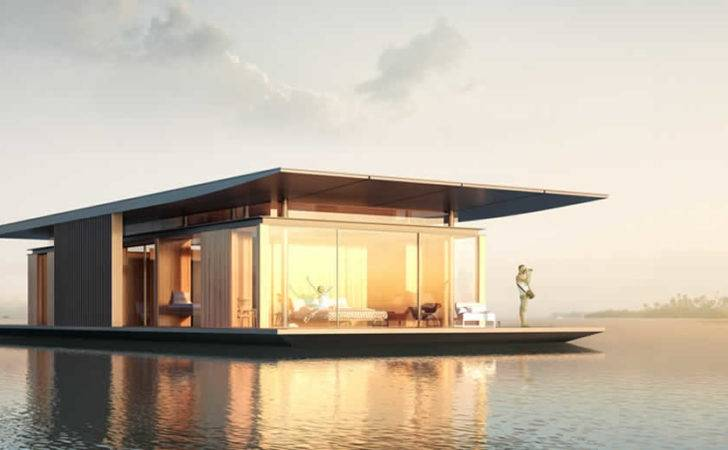Floating House Dymitr French Hashslush