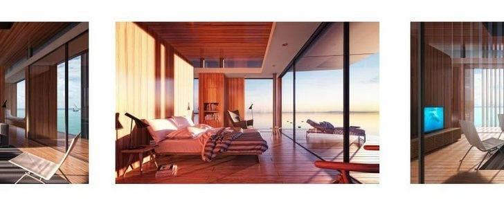 Floating House Dymitr Malcew Motori Orologi Lifestyle