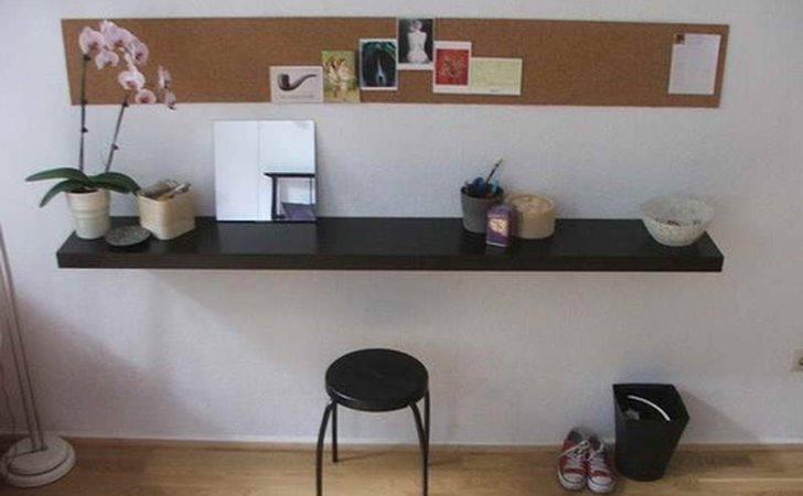 Floating Shelves Ikea Interior Study