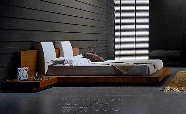 Floating Win Bedroom Set Modern Interni Collection
