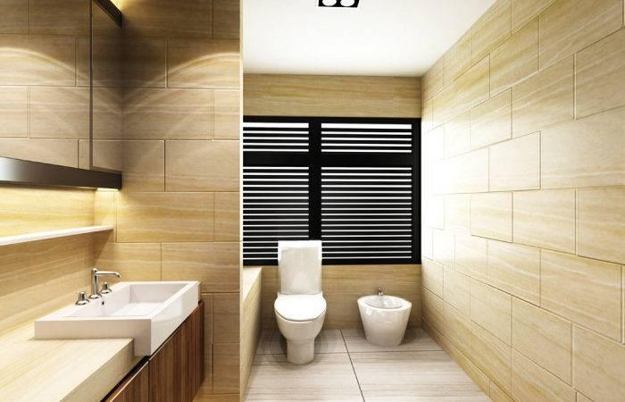 Floor Ceiling Bathroom Tile