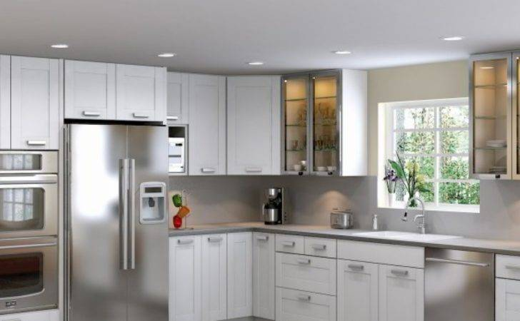 Floor Ceiling Kitchen Cabinets