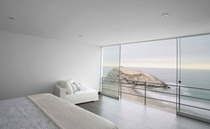 Floor Ceiling Windows Identity Modern Home Design
