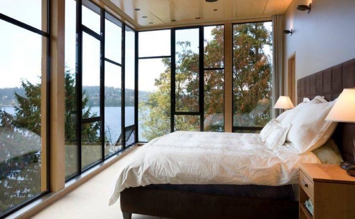 Floor Ceiling Windows Mountain