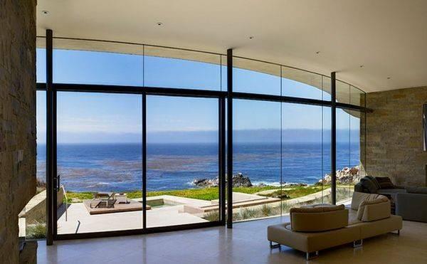 Floor Ceiling Windows New Way Define Your Home