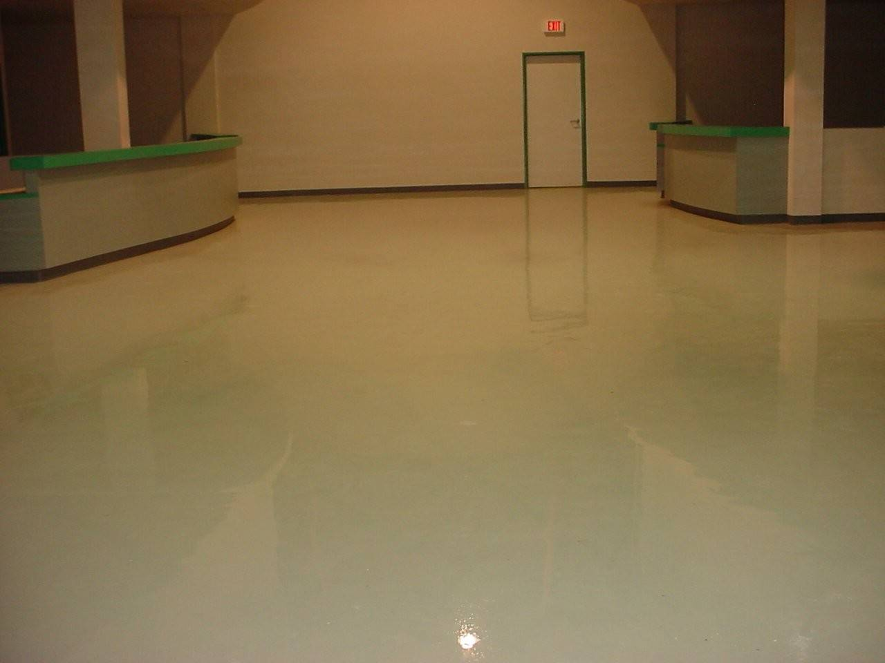 Floor Coating Epoxy Based