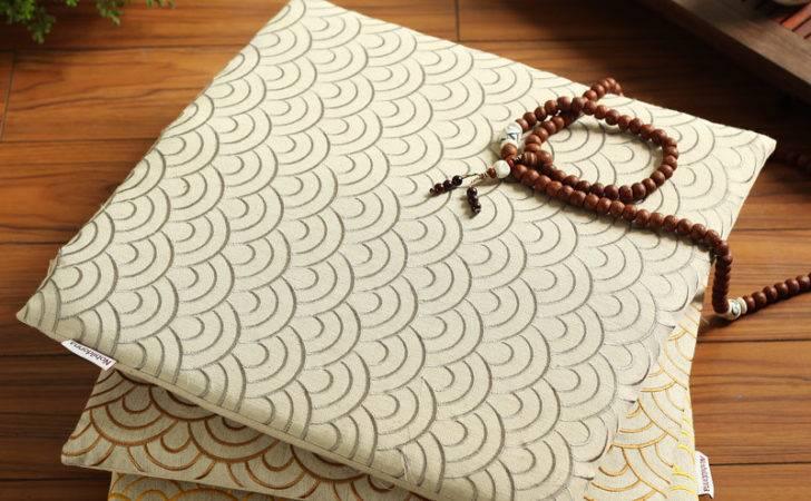 Floor Cushions Buddhism Pad Meditation Mat Tatami Cushion Japanese
