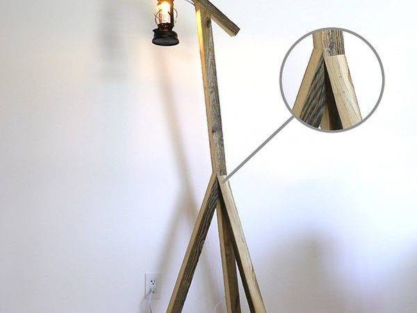 Floor Lamp Dining Table Cute Oversized Lamps
