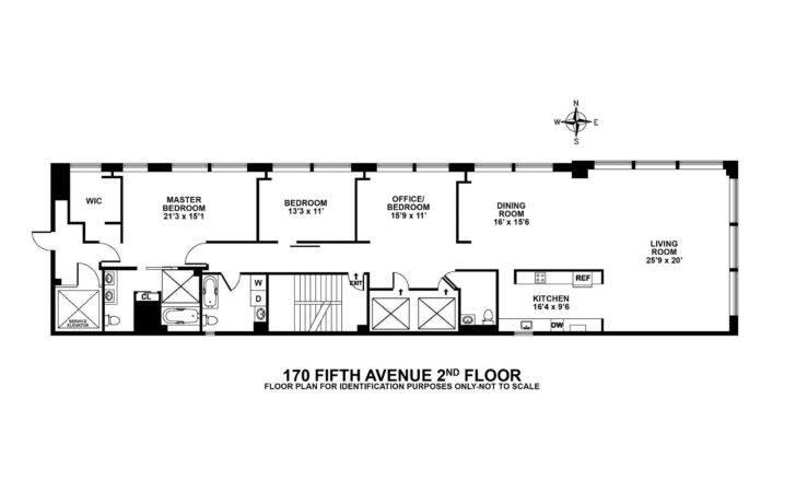 Floor Loft Fifth Avenue Most Beautiful Flatiron