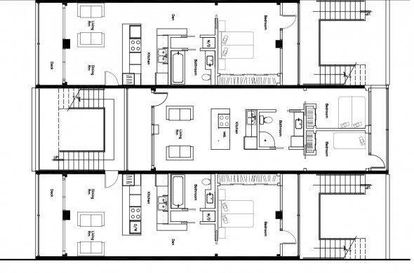 Floor Plans Storage Container Homes New Modern