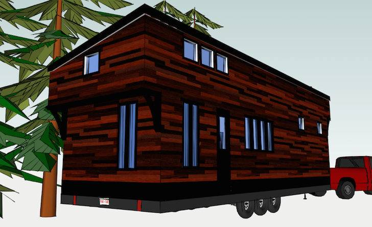 Floor Plans Your Tiny House Wheels Photos