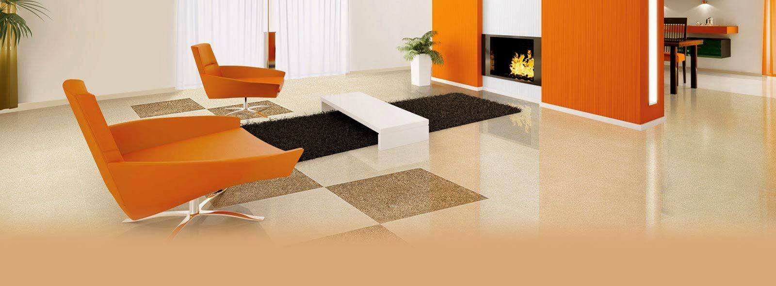 Floor Tiles Design Living Room Credit India