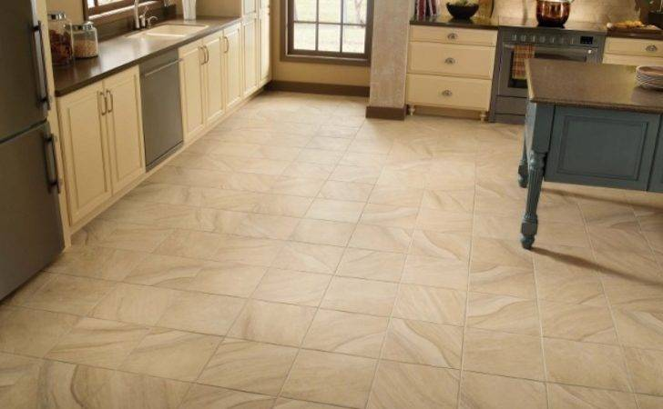 Flooring Trends Old Fashioned White Stone Kitchen
