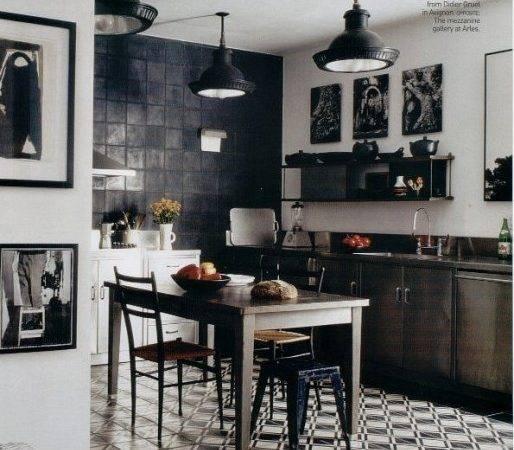Floors Black White Pinterest Tile Flooring
