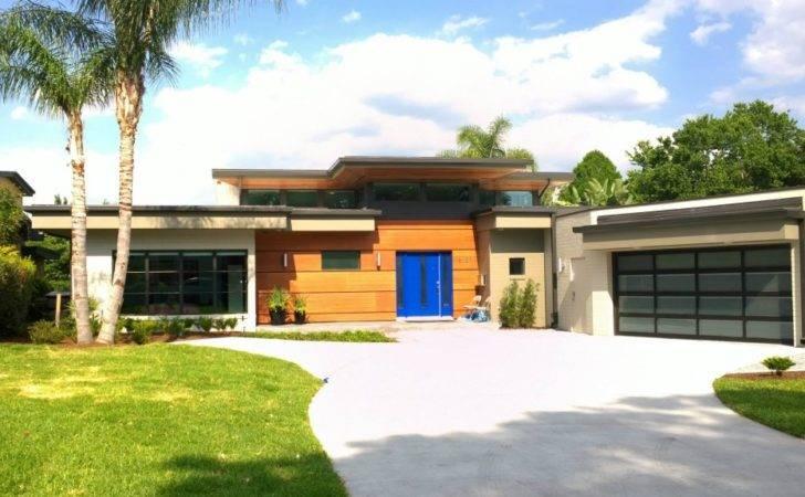 Florida Mid Century Modern Renovation