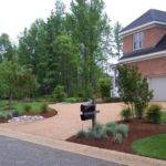 Flower Beds Pinterest Driveways Landscaping Ideas