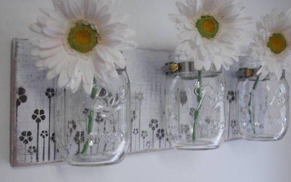 Flowers Single Recycled Board Pineknobsandcrickets