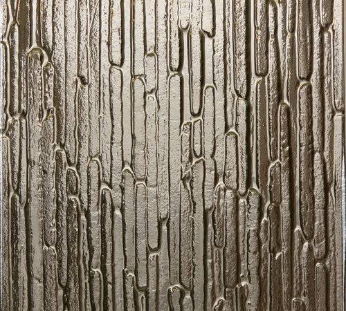 Fluid Textured Glass Bronze Tint Ice