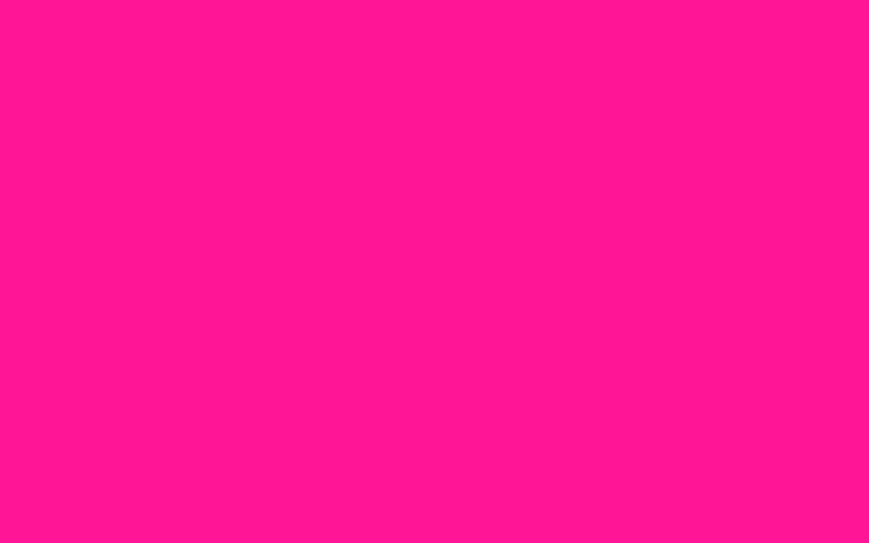 Fluorescent Pink Solid Color