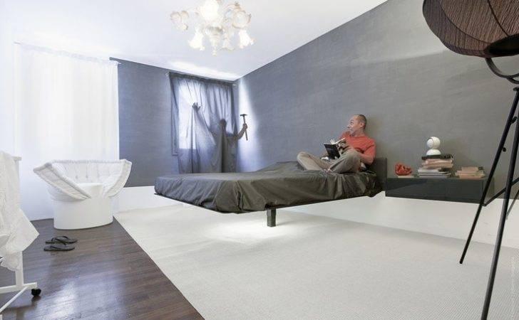 Fluttua Bed Lago Paris Lagostore Furniture