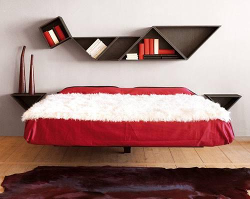 Fluttua Contemporary Floating Beds Lago Furniture Ruben Keyser