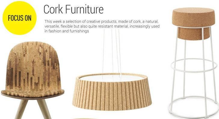 Focus Cork Furniture