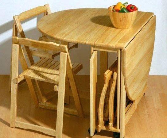 Fold Away Table Chairs Javi