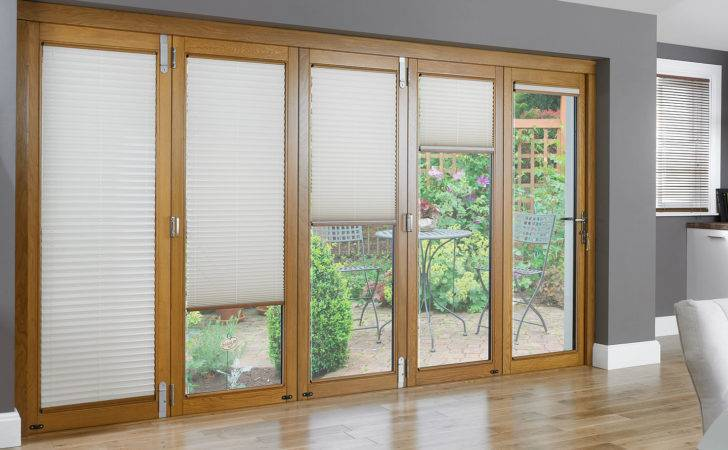 Folding Doors Blinds