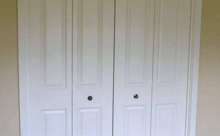 Folding Doors Closet
