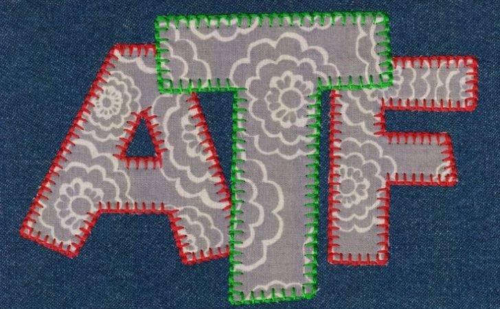 Fonts Jolson Applique Alphas Designs Embroidery Apply
