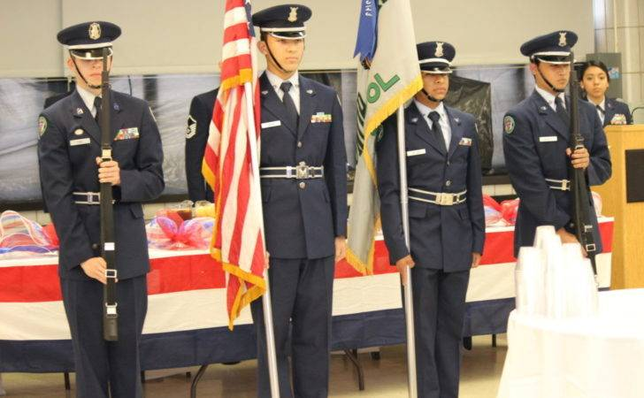 Force Jrotc Hosts Annual Military Ball Dining Out Harry