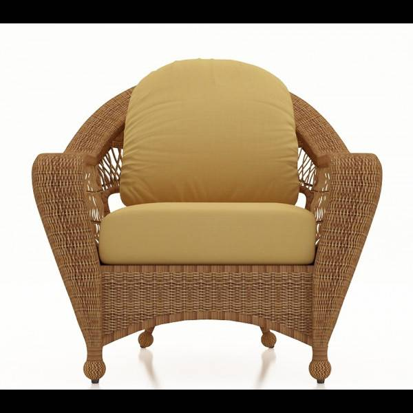 Forever Patio Catalina Wicker Lounge Chair Wickercentral