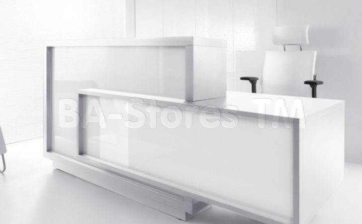 Foro Modern Reception Desk Desks