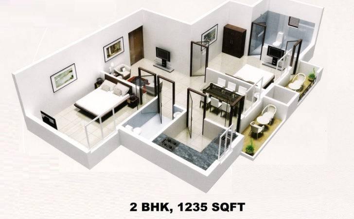 Foundation Dezin Decor Bhk