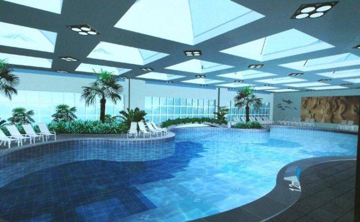 Four Most Amazing Swimming Pools World