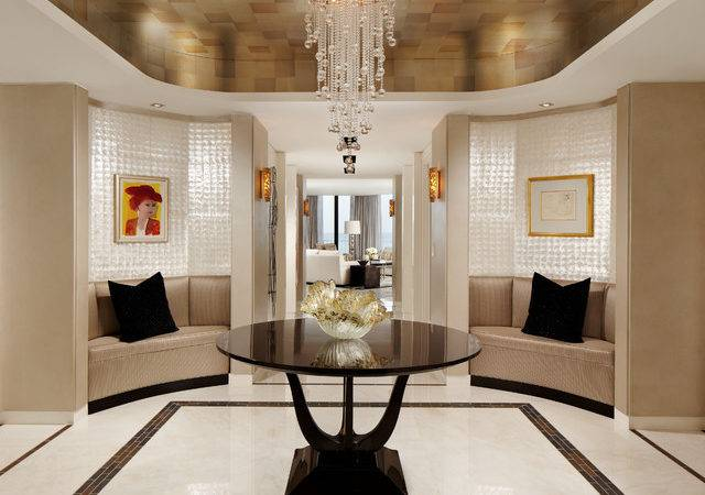 Foyer Contemporary Miami Cindy Ray Interiors