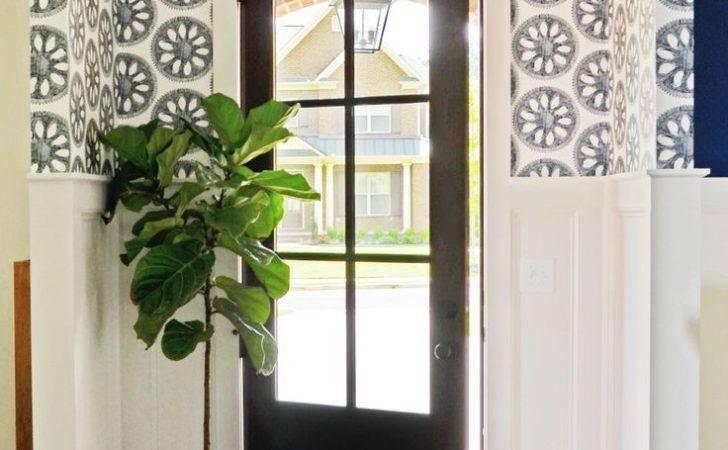 Foyer Graphic Pattern Hallway Best